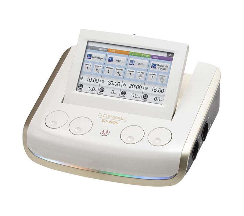4CH独立操作の電気刺激治療器