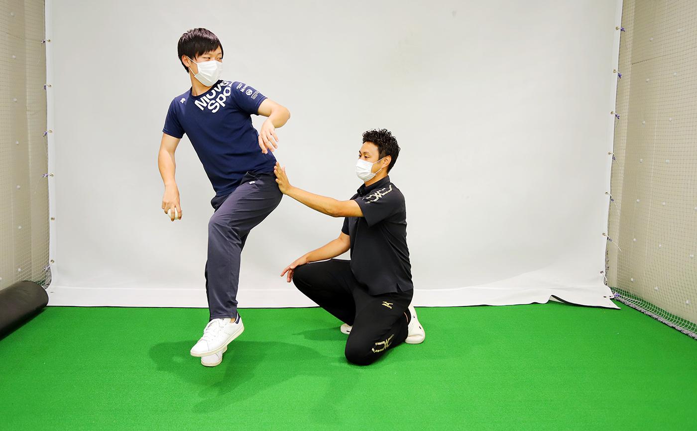 専門的なトレーニング1
