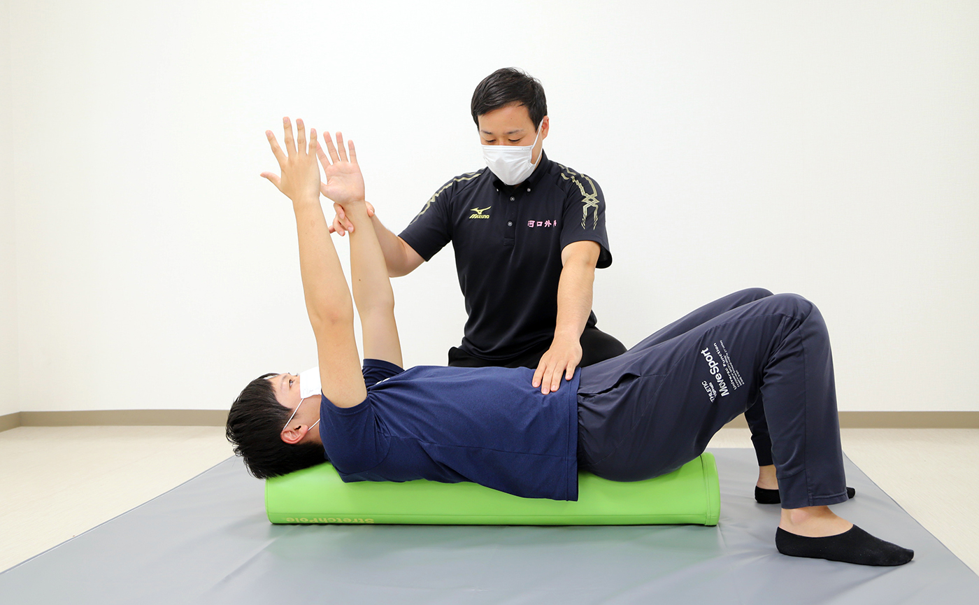 専門的なトレーニング3